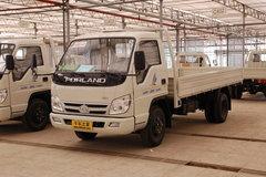 时代领航1 90马力 4.23米单排栏板轻卡(原捷顺I3360) 卡车图片