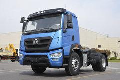 徐工 祺龙T系重卡 336马力 4X2 LNG牵引车(速比4.62)(NXG4180N5KA) 卡车图片