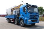 徐工 �h风G5 350马力 8X4 8.35米随车起重运输车(国六)(XGA5310JSQD6NE)图片