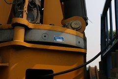 徐工 �h风G5 350马力 8X4 随吊车(NXG1310D5NEX) 卡车图片