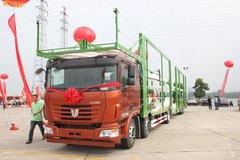 联合卡车 U290重卡 290马力 6X2 中置轴轿运车(QCC5212TCLD659Z)