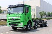 徐工 �h�LG7 复合版 350马力 8X4 6.8米自卸车底盘(NXG5310ZLJW5)