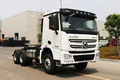 徐工 �h�L(汉风)G7 复合版 350马力 6X4 5.4米自卸车底盘(NXG5250ZLJW5) 卡车图片