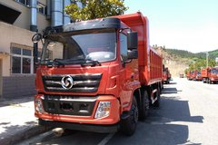 川交汽车 185马力 6X2 4.8米自卸车(CJ3250D5CB) 卡车图片