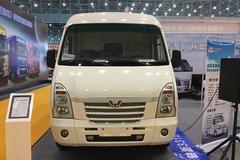 五菱 2017款 136马力 1.9L封闭物流车(气刹) 卡车图片