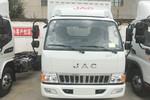 江淮 骏铃E5 116马力 3.82米排半厢式轻卡(HFC5043XXYP92K1C2V-S)图片