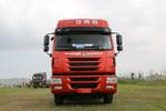 青岛解放 天V重卡 430马力 6X4牵引车(CA4256P2K15T1E5A80)图片