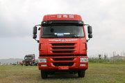 青岛解放 天V重卡 380马力 6X4 LNG牵引车(CA4258P2K15T1NE5A80)