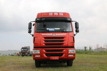 青岛解放 天V重卡 北方版 430马力 6X4牵引车(435后桥)(CA4256P2K15T1E5A80)