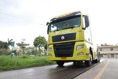 中国重汽 汕德卡SITRAK C7H重卡 540马力 6X4自动挡牵引车(AMT手自一体)(高顶)(ZZ4256V324HE1B) 卡车图片