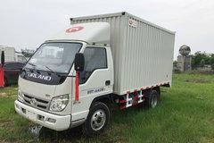 福田时代 小卡之星3 82马力 3.7米单排厢式轻卡(BJ5036XXY-B1) 卡车图片