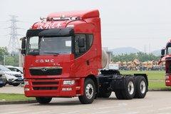 华菱 汉马H9重卡 410马力 6X4 LNG牵引车(HN4250NGX38C9M5) 卡车图片