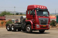 中国重汽 豪瀚J7G重卡 430马力 6X4 LNG牵引车(ZZ4255V3846E1LX)