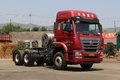 中国重汽 豪瀚J7G重卡 430马力 6X4 LNG牵引车
