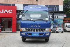 江淮 骏铃E6 156马力 3.9米排半仓栅式轻卡(HFC5043CCYP91K2C2V) 卡车图片