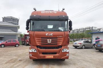 联合卡车 U480重卡 480马力 6X4牵引车(速比3.083)(QCC4252D654)