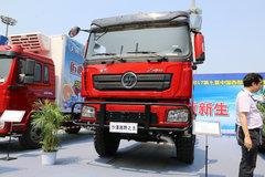 陕汽重卡 德龙X3000 375马力 6X6 沙漠越野载货车底盘(SX5258TYT5V385) 卡车图片