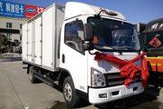 解放 虎VN 95马力 4.21米单排厢式轻卡(CA5047XXYP40K50L1E5A84-3)