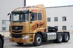 华菱 汉马H6重卡 420马力 6X4牵引车(HN4250H35C4M5) 卡车图片