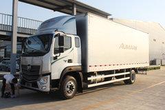 福田 欧马可S5系 180马力 6.8米厢式载货车(BJ5166XXY-A1)图片