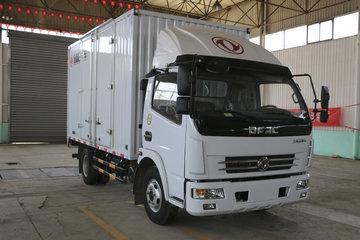 东风 多利卡D6-L 140马力 4.17米单排厢式售货车(EQ5041XSH8BD2AC)
