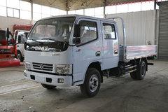 东风 多利卡D6-S 115马力 3.27米双排栏板轻卡(EQ1041D3BDF) 卡车图片