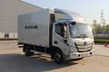 福田 欧马可S3系 150马力 4.14米单排厢式轻卡(BJ5048XXY-FE)