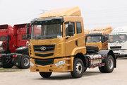 华菱 汉马H6重卡 重载版 375马力 4X2牵引车(HN4180H33C6M5)