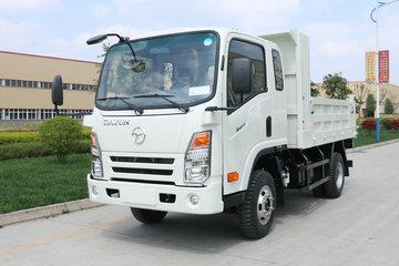 大运 奥普力 129马力 4X2 3.75米自卸车(CGC3041HDD33E)