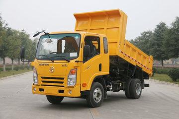 大运 奥普力 129马力 4X2 3.75米自卸车(CGC3100HDD33E)