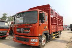 东风 多利卡D9 160马力 4X2 6.8米排半仓栅载货车(EQ5161CCYL9BDGAC) 卡车图片