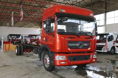 东风 多利卡D12中卡 190马力 4X2 9.85米厢式载货车底盘(EQ5181XXYL9BDKAC) 卡车图片