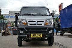 重汽王牌 W1系 2.2L 112马力 汽油 2.6米自卸车(CDW3030S2M5) 卡车图片