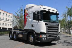斯堪尼亚 G系列重卡 450马力 6X4牵引车(型号G450) 卡车图片