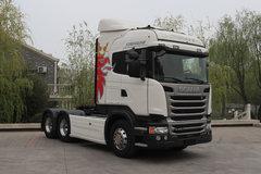 斯堪尼亚 R系列重卡 450马力 6X2牵引车(型号G450) 卡车图片