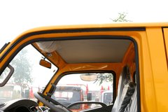 东风 多利卡D6-S 115马力 3.27米双排栏板轻卡(工程黄)(EQ1041D3BDF) 卡车图片