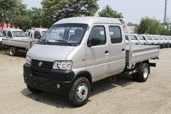 东风 小霸王W 1.3L 87马力 汽油 2.5米双排栏板微卡(DFA1020D50Q5) 卡车图片