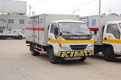 时代领航2 103马力 4.2米单排厢式轻卡(原骑仕3200)(危险品) 卡车图片