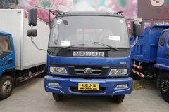 时代瑞沃Ⅱ 140马力 4.8米单排栏板载货车(2P25P4110Z(Y)) 卡车图片