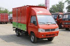 东风 小霸王V 阿里配送版 1.3L 87马力 汽油 3.05米单排厢式微卡(DFA5020XXY50Q5AC)