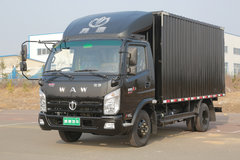 飞碟奥驰 A3系列 116马力 4.2米单排厢式轻卡(FD5041XXYW17K5-1) 卡车图片