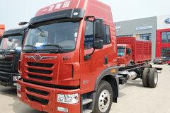 青岛解放 龙VH中卡 220马力 4X2 6.8米仓栅式载货车底盘(CA5189CCYPK2L2E5A80)