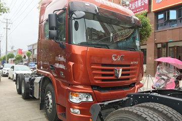联合卡车 U440重卡 440马力 6X4牵引车(速比3.7)(QCC4252D654)
