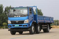飞碟奥驰 D5系列 168马力 6X2 6.8米排半栏板载货车(FD1243P63K5-3) 卡车图片