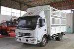 东风 多利卡D6 130马力 4.2米单排仓栅轻卡(EQ5080CCY8BDBAC)
