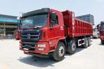 陕汽商用车 轩德X6 复合版 300马力(潍柴) 8X4 7.6米自卸车(SX3314GP5L)图片