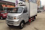 重汽王牌 7系 62马力 4X2 3.1米冷藏车(CDW5030XLCN1M4)