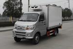 重汽王牌 7系 112马力 4X2冷藏车(CDW5030XLCN2M5D)