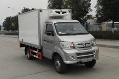 重汽王牌 7系 102马力 4X2 3.3米冷藏车(CDW5030XLCN2M5Q)