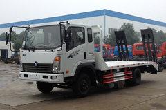 重汽王牌 7系 130马力 4X2 平板运输车(玉柴)(CDW5040TPBHA1R5)